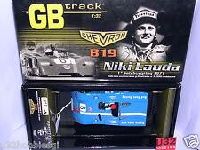 FLY GBTRACK GB14 SLOT CAR CHEVRON B19 N.LAUDA SALZBURGING 1971 LIMIT.ED MB