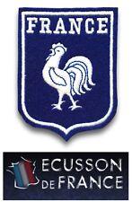 ECUSSON FRANCE COQ THERMOCOLLANT  FOOTBALL