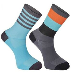 Men Cycling Sports Socks Breathable Bicycle Riding MTB Ankle Sock Outdoor Racing