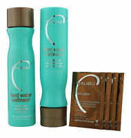 Malibu C Hard Water Wellness Collection. Hair Care Set