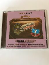 Jazz Anthology/Take Five [IMPORT] by Various Artists (Mar-2001, Prism)