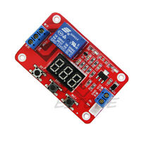 DC 12V Digital Temperature Display Module Sensor Relay Switch Control -20-100℃ Q