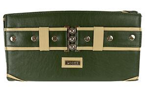 Miche Classic Darla Green Shell Rivets Belt looking Shell