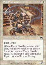 4x MTG: Daru Cavalier - White Common - Onslaught - ONS - Magic Card