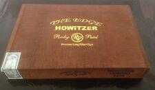 THE EDGE - HOWITZER WOOD CIGAR BOX COROJO 7x70  guitar purse clock coin stamp