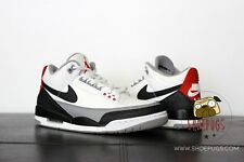 2018 Air Jordan Retro III 3 Tinker Hatfield sz 11 fire red | TRUSTED SELLER