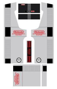 Stickers Nintendo borne d'arcade