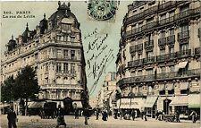 CPA PARIS 17e-La Rue de Lévis (322315)