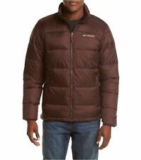COLUMBIA Men's L Cinder Brown Rapid Excursion™ Thermal Coil Jacket NWT $150