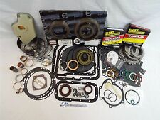 The Most Complete 4L30E Transmission Super Master HD Rebuild Kit - BMW Isuzu GM