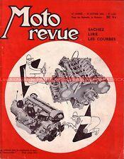 MOTO REVUE 1425 BSA 500 Shooting Star Francis BARNET 250 Puissance Moteur 1959