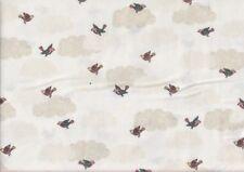 Doodle Days - Clouds - 100% cotton Half Metre - 50 x 110 cms
