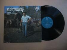 Slim Dusty, By Special Request, rare Music for Pleasure label, Australian press