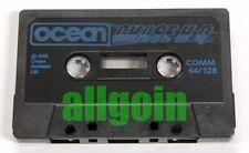 Cassetta Gioco COMMODORE CBM 64/128 CHASE H.Q. HQ 1989 Ocean
