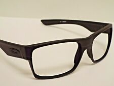 Authentic Oakley OO9189-26 TwoFace Matte Black Sunglasses Frame $245
