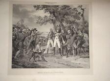 Horace VERNET (1789-1863) GRANDE LITHO DUC LOUIS PHILIPPE ORLEANS VENDOME 1825