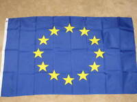 3X5 EUROPEAN UNION FLAG EUROPE FLAGS EU EURO SIGN F135