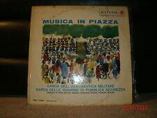 RCA/Victor PML-10280 Banda Dell' Aeronautica Militare - Musica In Piazza 1950's