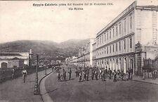 # REGGIO CALABRIA PRIMA DEL 1908- VIA MARINA