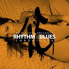 "Various Artis ""R&B Chronicles Vol 45"" by P-Cutta (Official Mixtape) 2013 Mix Cd"