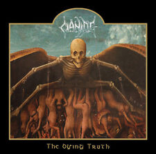 CIANIDE The Dying Truth CD (2012 re-issue) NEW!!!