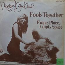 """7"""" 1977 KULT ! MAGGIE MacNEAL : Fools Together /VG+++"""