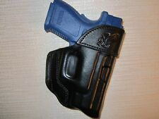 SPRINGFIELD ARMORY XD 40 SUB COMPACT  formed leather,owb belt holster
