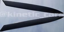 Ford Mondeo mk3 Carbon fibre effect Headlamp eyebrows