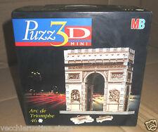 MB Puzzle 3D mini puzz3d ARCO DE TRIUNFO ARC DE Triunfo 46 piezas Parigi Paris