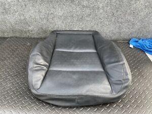 ✔MERCEDES W221 S600 S350 S550 FRONT LEFT SEAT BOTTOM LOWER LEATHER CUSHION OEM