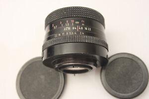 Carl Zeiss Flektogon 35mm F2.4 Lens.  M42 fit