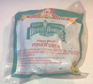 1994 Mighty Morphin Power Rangers Movie McDonald's Happy Meal Toy #3 Power Siren