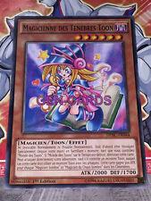 Carte Yu Gi Oh MAGICIENNE DES TENEBRES TOON DPBC-FR044