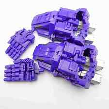 Simple Version PERFECT COMBINER UPGRADE SET Revised Ver For CW BRUTICUS Purple