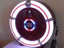 Large Retro Ball Reproduction JUKEBOX AM/FM Radio USB, SD Card, Blutooth