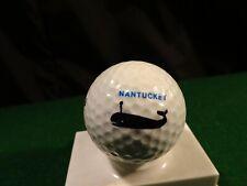 Nantucket Logo Golf Ball Prostaff