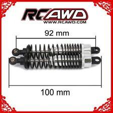 Adjustable 100mm Aluminum Shock Absorber For RC Car 1/10 Damper Tamiya Traxxas