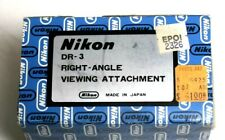 NIKON DR-3 RIGHT-ANGLE VIEWING ATTACHMENT