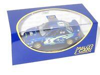1/43 Subaru Impreza WRC   Rally New Zealand  2001   Richard Burns  / R.Reid