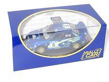 1/43 Subaru Impreza Wrc Rally Nueva Zelanda 2001 Richard quemaduras/R. Reid