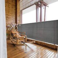 Balcony Privacy Screen Sunshade Wind Protection Panel Windbreak Fence Terrace