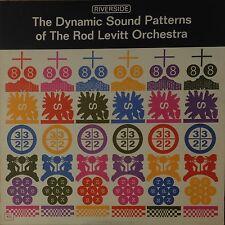 The Rod Levitt Orchestra-Dynamic Sound Patterns Of-Riverside 471-ROLF ERICSON