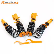 Racing Coilovers Kits For Toyota Corolla Matrix 03-08 Adj Height Shock Struts