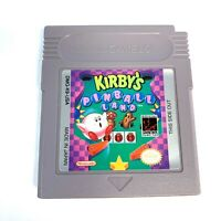 Kirby's Pinball Land Original Nintendo Game Boy Game Tested + Working!