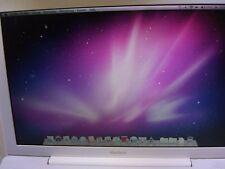 Apple MacBook A1181 - Mac OS X 10.6 Intel Core 2 Duo- 2,4GHz -2GB RAM -250GB HDD