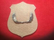 Original Civil War M1851 Eagle Sword Belt Plate Wreath