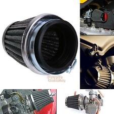 60mm 2 Layer Motorcycle Intake Air Pod Filter Cleaner for Honda Yamaha Suzuki