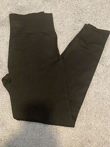 Victorias Secret Pink Seamless Leggings M Medium