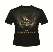 Stallone T-Shirt Tee Shirt THE EXPENDABLES 2 Rar Rare Limited Selten Sold Out