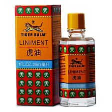 Tiger Balm Liniment Liquid Relief From Muscle And Joint Pain 28 ml Free Shipping